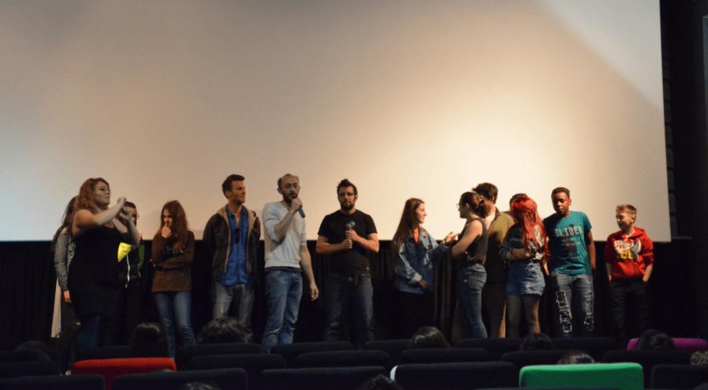 Cédrik Palier appelle les professeurs et les étudiants à monter su scène