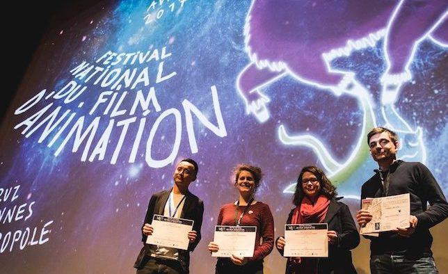 APPEL A FILM POUR LE FESTIVAL NATIONAL DU FILM D'ANIMATION