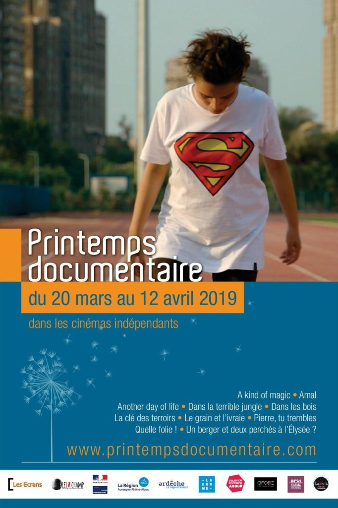 18ème édition du Printemps Documentaire