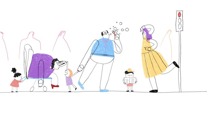 CINE ATELIER – UN PETIT AIR DE FAMILLE