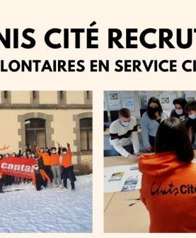 MISSIONS DE SERVICE CIVIQUE – UNIS-CITÉ