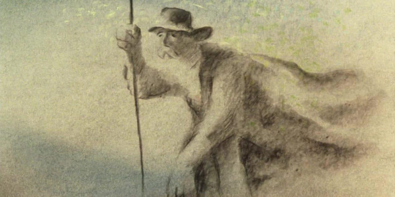 ECOLE ET CINEMA  63 – L'HOMME QUI PLANTAIT DES ARBRES DE FREDERICK BACK